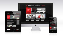 Collision repair Website design