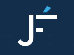 JF mongram design