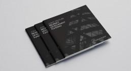 property funding brochure design